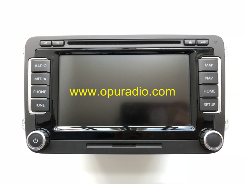 Continental RNS510 Radio Navigation HDD LED DVD Player for VW Golf Passat Tiguan Skoda Navi radio