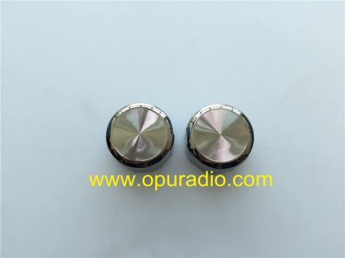 Power Button Switch Volume Knobs for Toyota Camry car navigation radio one unit